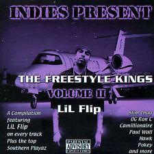 Lil Flip The Freestyle King Volume II CD