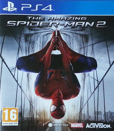 PlayStation 4 The Amazing Spider-Man 2 (PS4) condizione superba consegna rapida