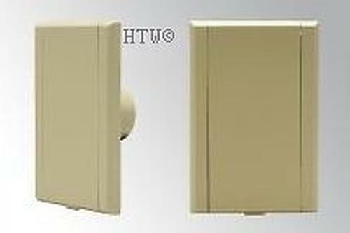 Toma rectangular VacuValve