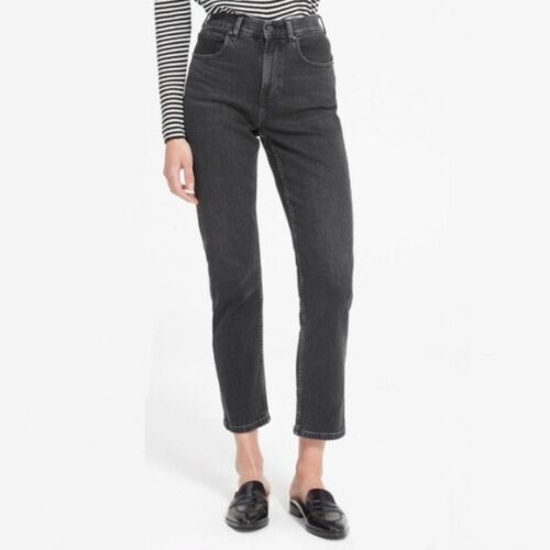 EVERLANE HIGH RISE CHEEKY STRIAGHT LEG JEANS SIZE
