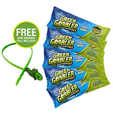 5 pack Green 5 Packs Green Gobbler Drain Opening PACS