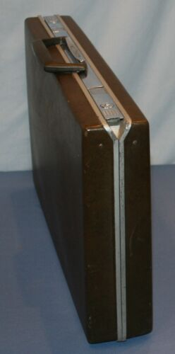 Classico Custodia Robusta Vintage Samsonite Valigetta Marrone Diplomatico Fodera 0qRwqdWSnf