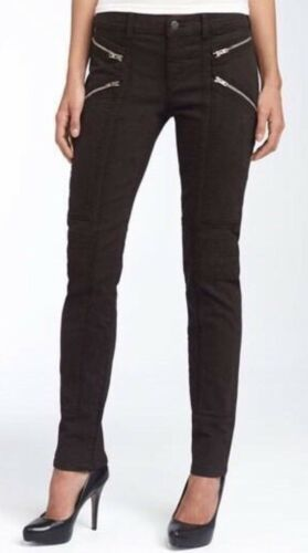 Citizens 26 Of Jeans Donna Skinny con nera Tasca Humanity zip OOwvPqr