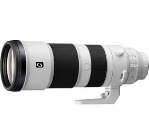 Nuovo Sony FE 200-600mm f/5.6-6.3 G OSS Lens