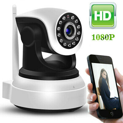 1080P IP Wifi Caméra de surveillance bébé moniteur Two-way audio IR Remote App CAMH
