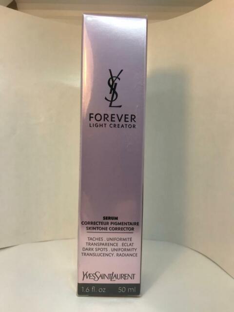 Ysl Yves Saint Laurent Forever Light Creator Serum Skin Tone Corrector 50ml For Sale Online Ebay