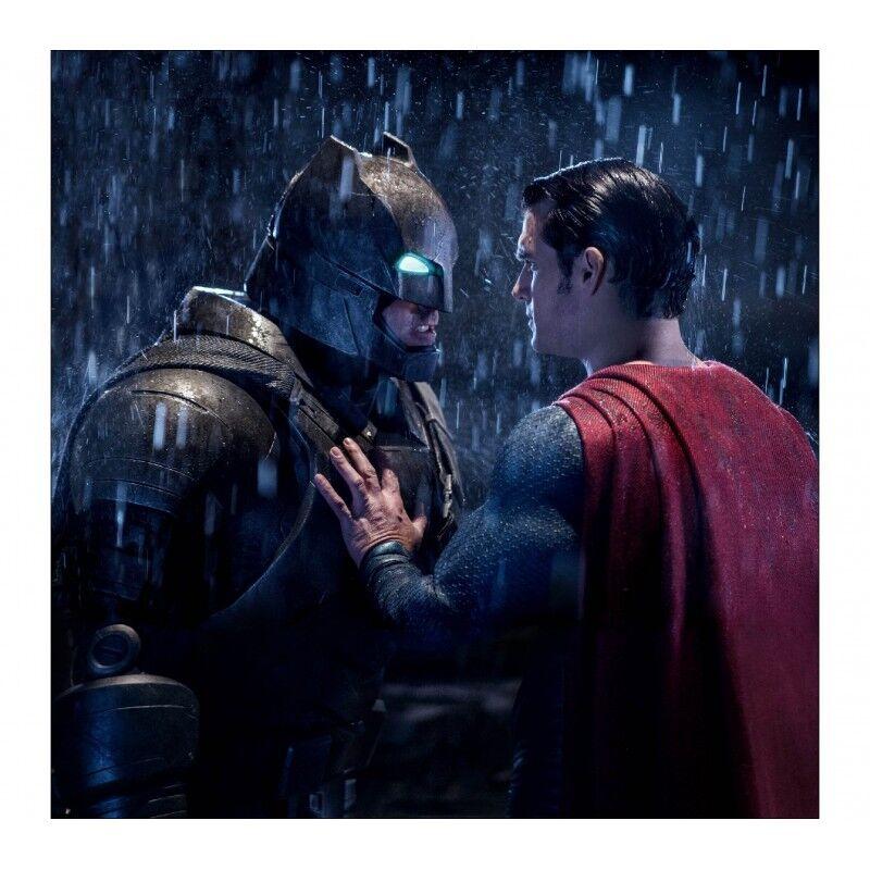 Carta Carta Carta dipinto gigante Batman VS Superman 22991 e942ef