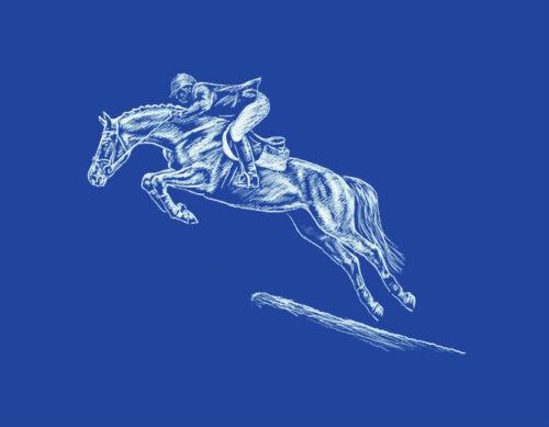 BOETZEL s m l xl xxl sauter spring équitation 09743 t-shirt chevaux CREATEUR Coll