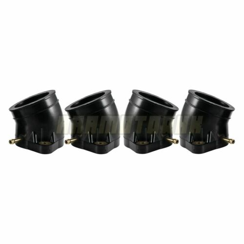 Carburetor Intake Manifold Boots For Yamaha XS1100SF SG SH Special 1979-1981 80