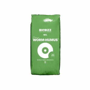 BioBizz-Worm-Humus-40L-Wurmhumus-Vermicast-Wurmduenger-Wurmmist-Grow