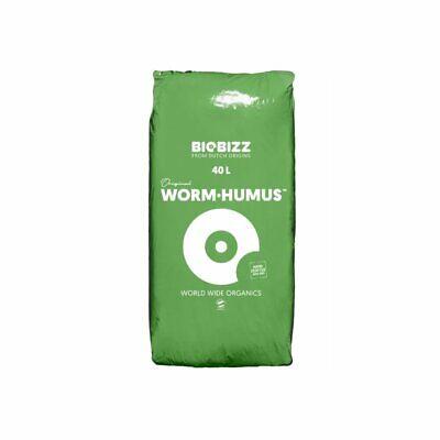 Bio Grow Worm Humus 10 L 100/%  Wurmhumus Bio-Dünger der Extraklasse