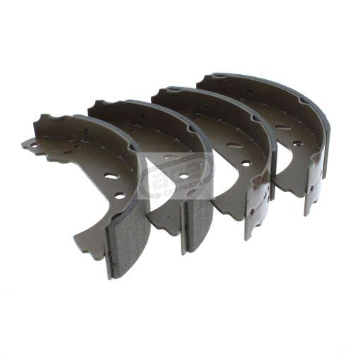 Citroen Synergie MPV 10//1995-7//2002 Rear Brake Shoes Diameter 256mm