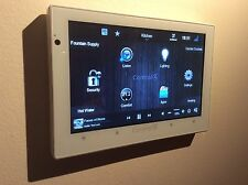 """CONTROL4 C4-TW7C0-WH (In-Wall Touch Screen in White With Camera) 7"""""""