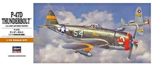 Neu Hasegawa 00138-1//72 P-47D Thunderbolt