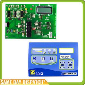 Zodiac W082741 LM3 Control PCB Circiuit Board