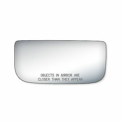 Passenger Side Lower Towing Mirror GLASS FOR 1999-2014 Silverado 1500 2500 3500