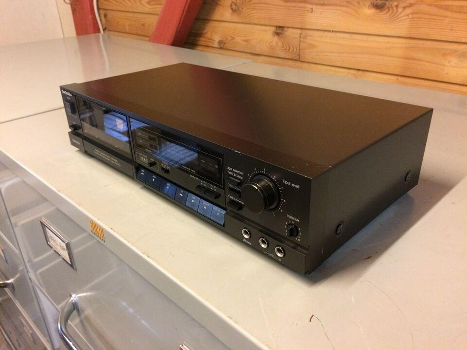 Båndoptager, Technics, RS-B305