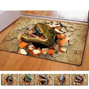 Funny Animal Printed Door Mat Thin Carpet Small Indoor Area Mats Doormat 40*60cm