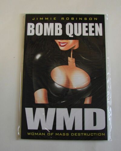US Bomb Queen Paperbacks zur Auswahl neu Image