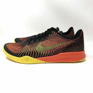 online store 5d6ad f680b Image is loading Nike-Mens-Kobe-Mentality-2-Thunder-Sz-13-