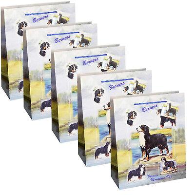 Bernese Mountain Dog Notepad /& Pencil Gift Set