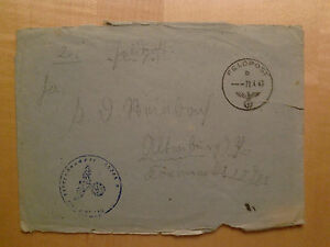 Altenburg 7 Postbelege - Deisenhofen, Deutschland - Altenburg 7 Postbelege - Deisenhofen, Deutschland