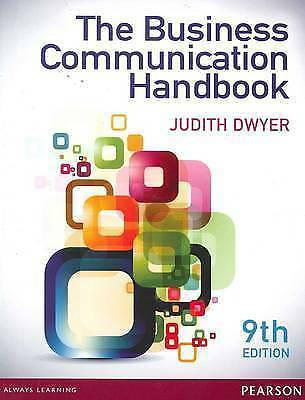 1 of 1 - The Business Communication Handbook 9th edition  by Judith Dwyer Paperback