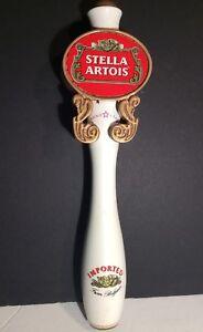 Stella Artois Beer Keg Tap Handle Large Size 11 Used Ebay