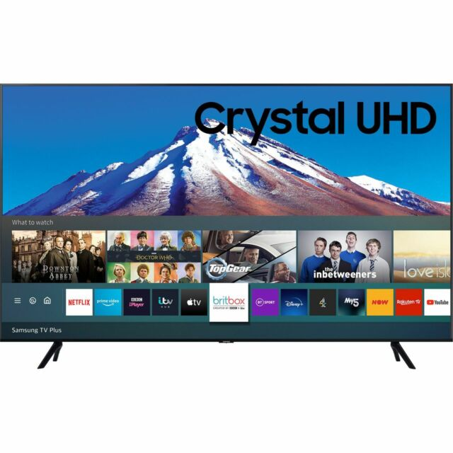 Samsung UE55TU7020 55 Inch TV Smart 4K Ultra HD LED Freeview HD