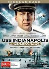 USS Indianapolis - Men Of Courage (DVD, 2017)