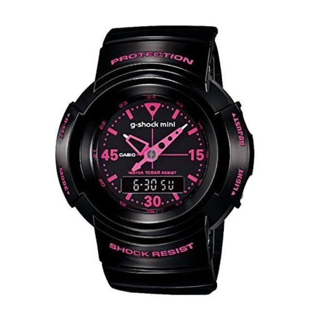 f8438c0f9994 Casio Watch GSHOCK Mini Black Pink GMN5001B2JR for sale online
