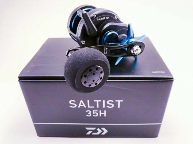 Daiwa SALTIST50H Saltist Star Drag Reel