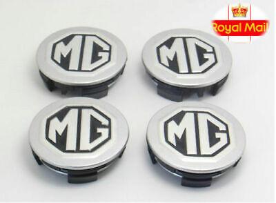 4 pcs MG Alloy Wheel Centre Caps Set Of 4 Badges 56mm badges Hub Emblem