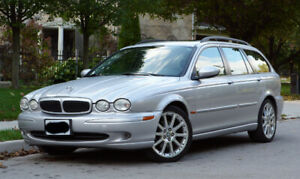 2004 Jaguar X-Type Wagon