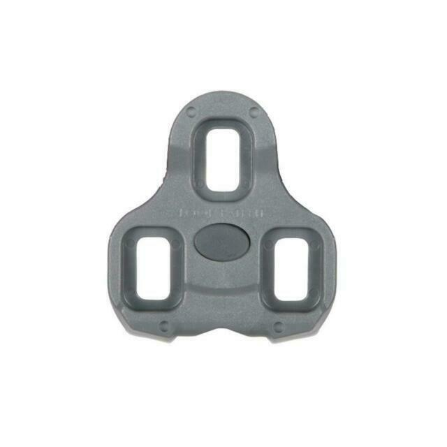 Grey 4.5-degrees OEM Packaging Look Keo Replacement Cleat