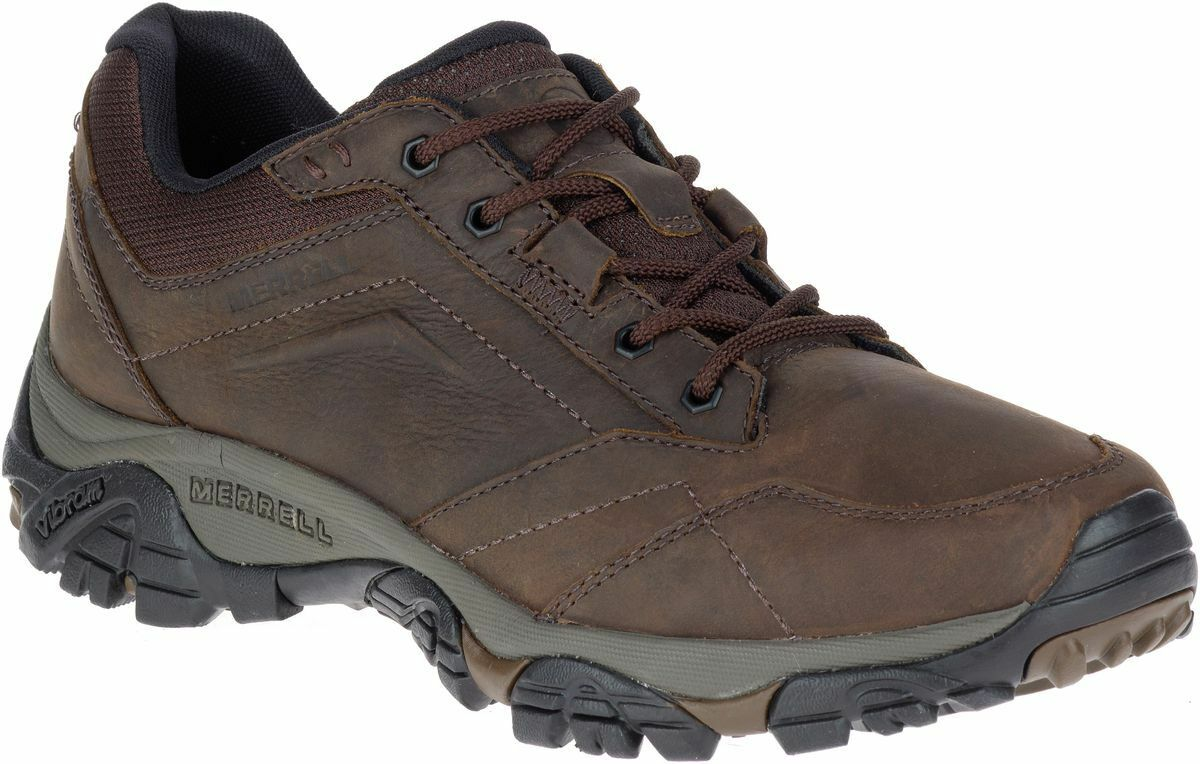 MERRELL Moab Venture Lace J91827 Outdoor Hiking Trekking Trekking Trekking Athletic scarpe Uomo New 32ea5b