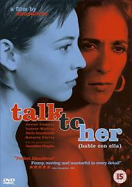 1 of 1 - Talk To Her (DVD, 2003)