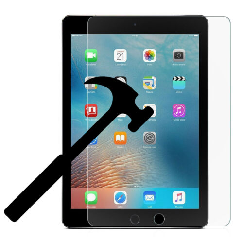 iPad Air 2 Tempered Glass Screen Protector Scratch Resistant New iPad Pro 9.7