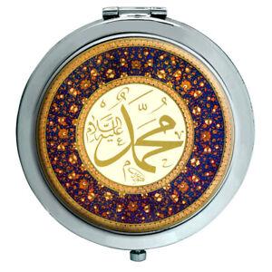 Muhammad-by-Khattat-Aziz-Efendi-Compact-Mirror