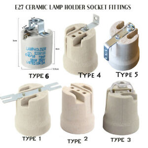E27-Ceramic-Socket-Edison-Screw-Bulb-Holder-Lamp-Base-Bracket-for-Heat-Lamp-Bulb