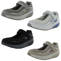 Ryka Womens Relief Mary Jane Toning Walking Shoe (Multiple Colors)