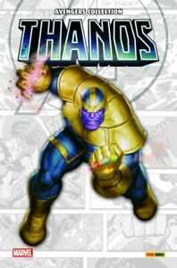 Avengers-Collection-Thanos-Panini-Comic-deutsch-NEUWARE