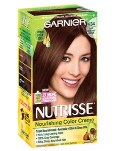 Buy Garnier Nutrisse Nourishing Color Creme 434 Deep Chestnut Brown
