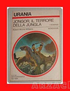URANIA-N-901-JONGOR-IL-TERRORE-DELLA-GIUNGLA-Williams