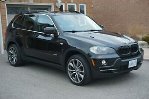 2009 BMW X5 4.8i 125km 2018 20 Inch Rims X5M Wheel CARFAX SAFETY