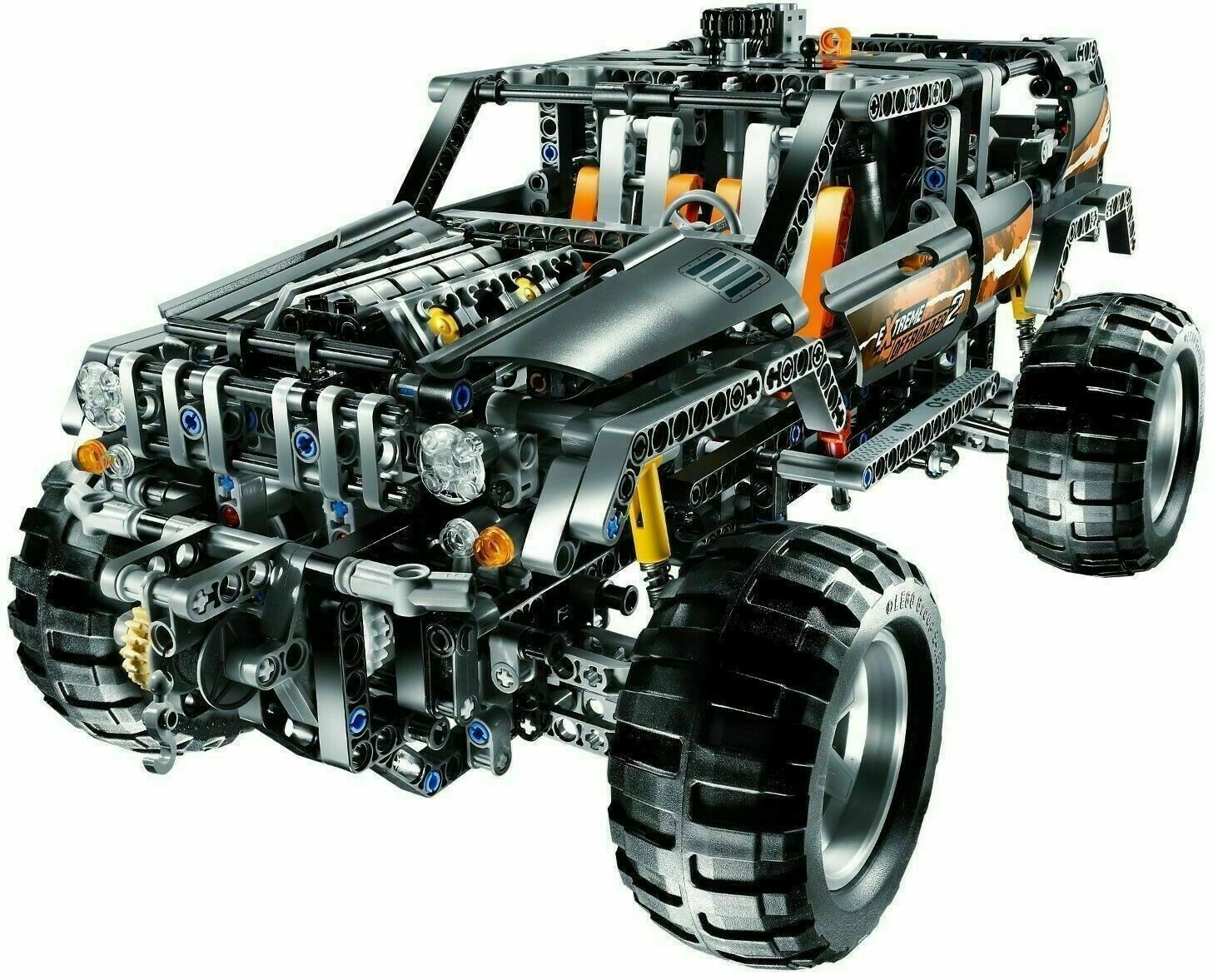 LEGO Technic Off-Roader 8297 - with POWER FUNCTIONS & INSTRUCTIONS