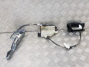 Schloss-Zentralisierung-Condemnation-Vorne-Rechts-Peugeot-208-2008-5-Tueren