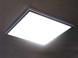 Plafoniere Per Ambienti Umidi : Plafoniera lampada led da soffitto 60x60cm 48w 400 luce bianca