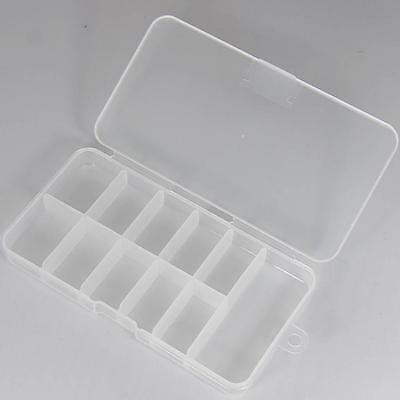 Empty Storage Box for Nail Care Nail Art / Lashes New 100 Tips