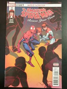 The-AMAZING-SPIDER-MAN-Renew-Your-Vows-22-2018-MARVEL-Comics-VF-NM-Book